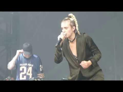 MØ - Waste of Time - Lollapalooza 2016