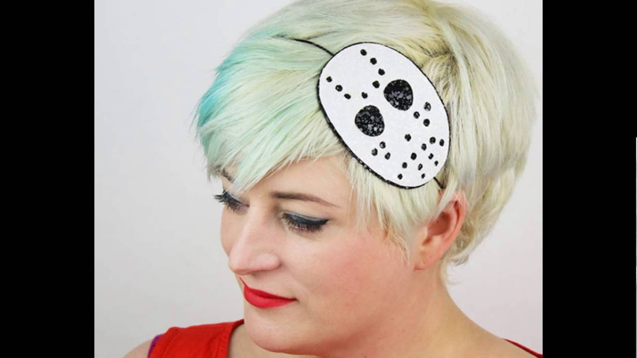 halloween hair accessoriesjanine basil are spook-tacularly