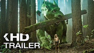 PETE'S DRAGON Official Trailer (2016)
