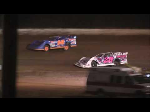 "AMRA/Stars Late Model ""Harvest 50"" from Skyline Speedway, October 7th, 2016."