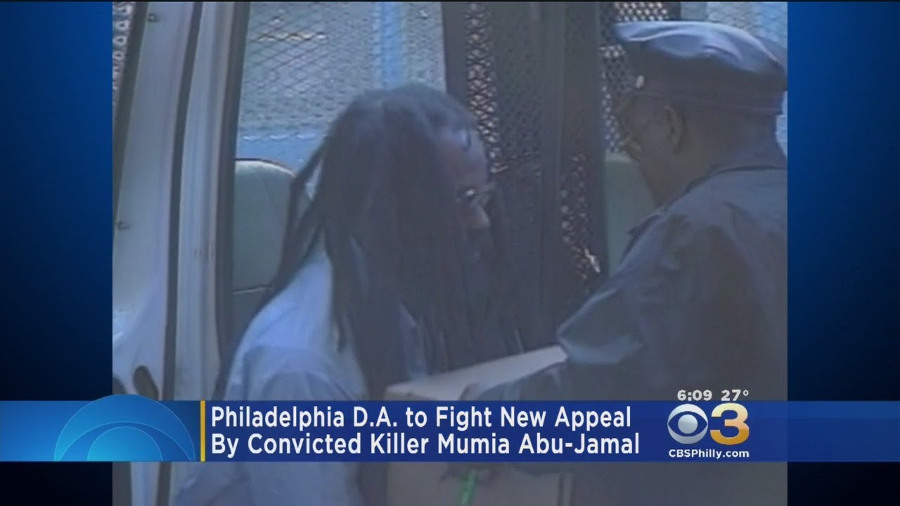 Philly District Attorney To Fight New Appeal By Convicted Killer Mumia Abu-Jamal