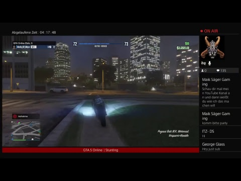 [LIVE] GTA 5 Editor: LvL CAHEK #001 (#4)(PS4)(02.08.18) - To get all Commands use  !help