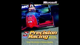 CART Precision Racing Full Race 1