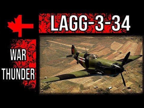 War Thunder - The Lagg-3-34
