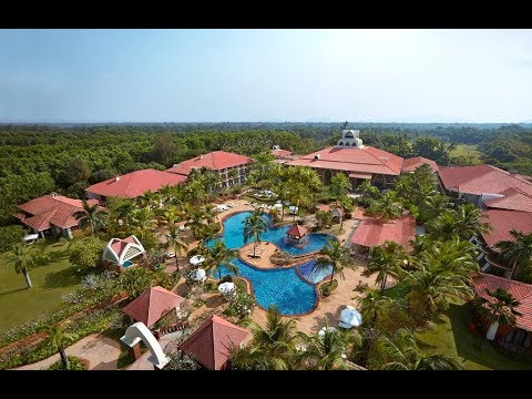 Hotel review and video from INDIA Caravela Beach Resort Goa