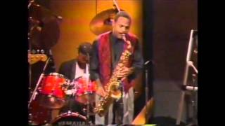 "KIRK WHALUM ""Kyle Smile"" East meets West  1989.3"