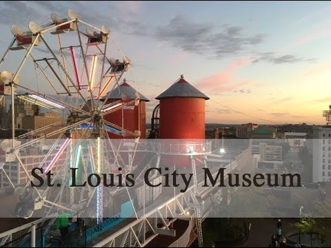 127b1875a1f0 St Louis City Museum - YouTube
