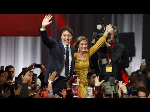 Trudeau's Liberal Government Needs to Form Coalition to Remain in Power