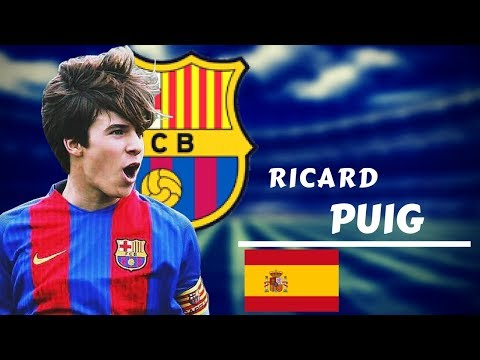 RIQUI PUIG - Magic Skills, Goals & Assists - 2018 ● 4K