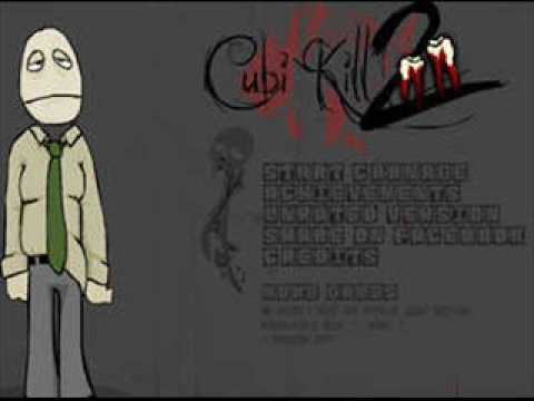 Cubikill 2 Theme Song Music Opening intro Techno Bass House Mix Free Games Online HQ