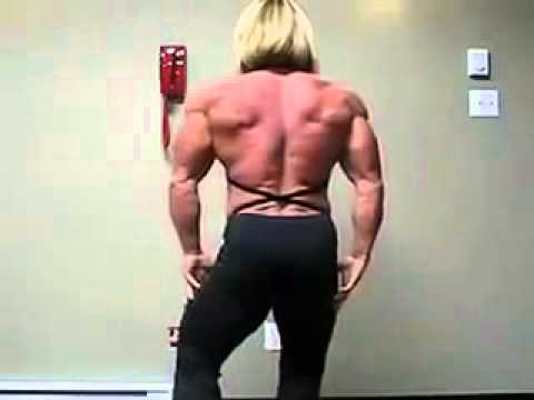 ♦ The  Fabiola Sweet bodybuilder woman Maria Upton New workouts for women