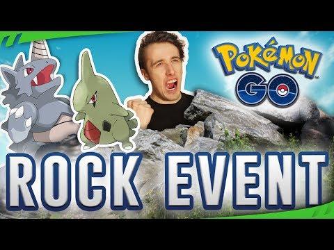GROOT ROCK EVENT AVONTUUR! (+ Meer!) - Pokemon GO