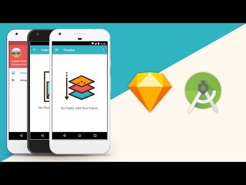 navigation-ui-design-to-android-studio-xml-&-java-tutorial