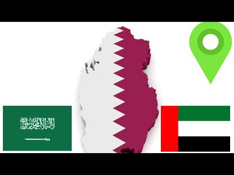 Qatar Is The First Country To LOSE ITS BORDERS??