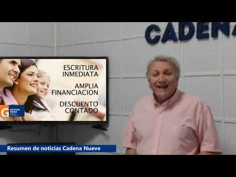 Cadena Nueve TV - Síntesis semanal de noticias