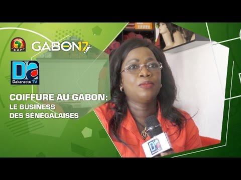 Coiffure au Gabon le business des Sénégalaises