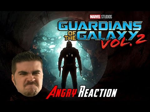 Guardians of the Galaxy Vol 2 - Teaser Angry Reaction