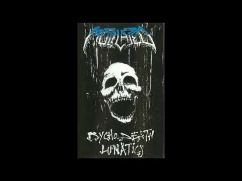MUTILATED - Psychodeath lunatics Demo 1988 (Death metal, old school, France)