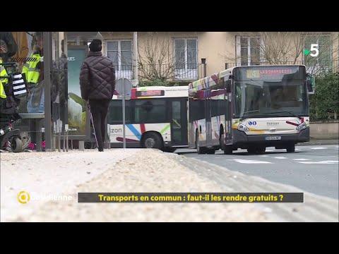 Transports en commun : faut-il les rendre gratuits ?