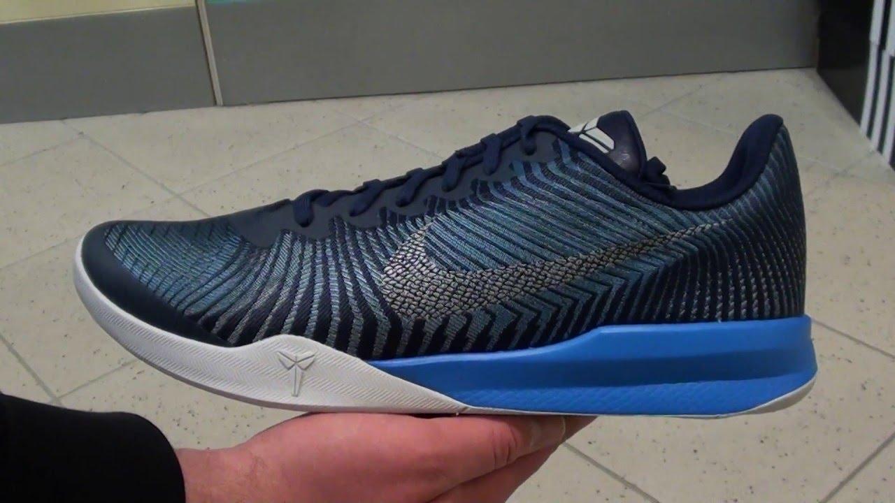 f8164f0736d6 Nike Kobe Mentality II - YouTube