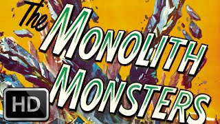 The Monolith Monsters (1957) - Trailer in 1080p