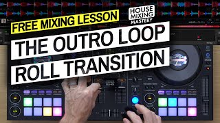 Make Your DJ Mixes Stand Out! Get This Awesome Loop Roll Trick (Free House Mixing Lesson)