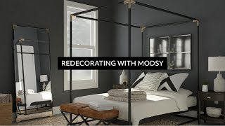 Redecorating My House With Modsy