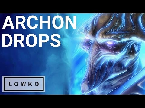 StarCraft 2 Cast: ARCHON Drops!