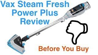 Vax Steam Fresh Power Plus Ste…