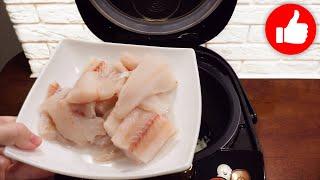 Так МАЛО кто готовит а зря Быстро вкусно и очень нежно Рыба в сливочном соусе в мультиварке