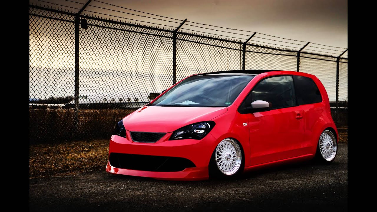 virtual tuning seat mii 02 youtube