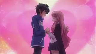 ♥Луиза и Сайто ♥ ((Zero no Tsukaima/Подручный Луизы-Нулизы))