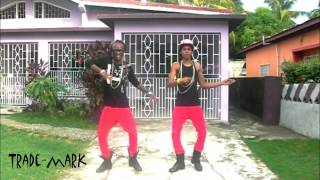 Problem Squad Dancers ft Red-light instrumental 2014