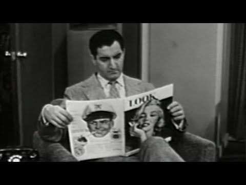 Make Room for Daddy, Season 1, Episode 7, 'The Visiting Englishman' 1953