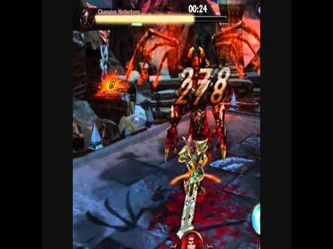 Eternity Warriors 3 Compilation Boss Kills Cyclops Nian Hellboy Legendary Jade Forest