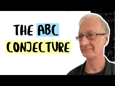 The ABCs of Mathematics Concepts