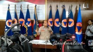 Gempa Aceh (Konfrensi Pers BNPB) | Citizen Journalist