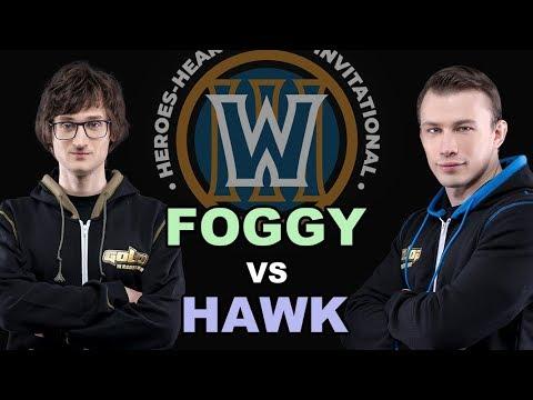 WC3R - HHE Invitational - WB SF: [NE] Foggy vs. HaWK [HU]