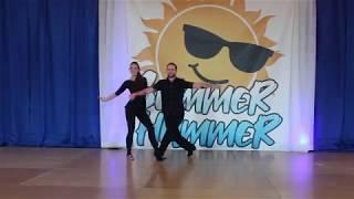 Melodie Hennequin & Bret Navarre - Summer Hummer 2019 - Pro/Am Routine