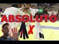 Faixa Preta X Faixa Branca - Campeonato Absoluto