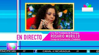 Comunicación con la Vicepresidenta Compañera Rosario Murillo, 14 de febrero de 2019