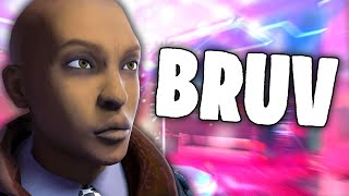 the word BRUV was said 40 times in this video YouTube Videos