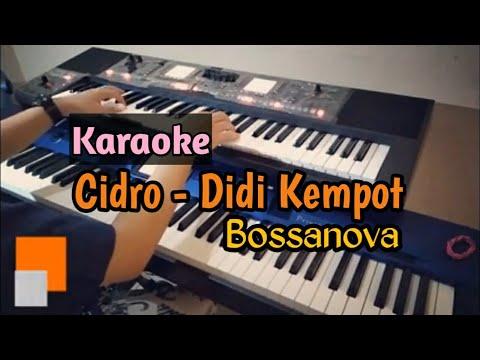 karaoke-cidro-(didi-kempot)-bossanova-|-wisnu-himawan