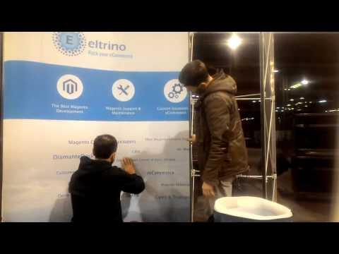 Eltrino team at E-commerce Berlin Part 1
