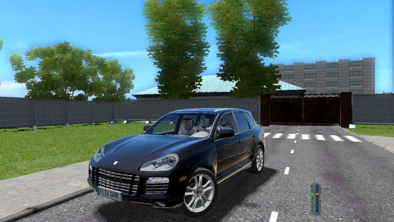City Car Driving 1 5 4 Porsche Cayenne Turbo 2009 Link 1080p