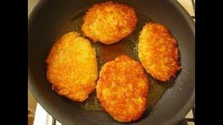 Драники Картофельные Рецепт Как Приготовить Драники