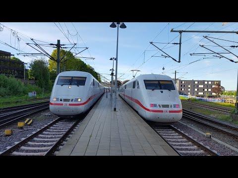 20 Abo Spezial: 2x ICE 1 in Kiel Hbf: ICE74 Kiel, ICE887 Wiesbaden