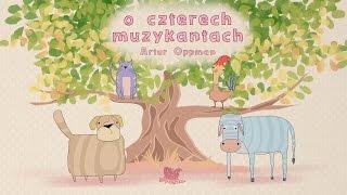 O CZTERECH MUZYKANTACH – Bajkowisko.pl – słuchowisko – bajka dla dzieci (audiobook)