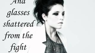 Cover images Love the Way You Lie pt. III by Skylar Grey (lyrics)