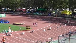 女子400m_決勝_第34回北海道高校新人陸上201890919 thumbnail